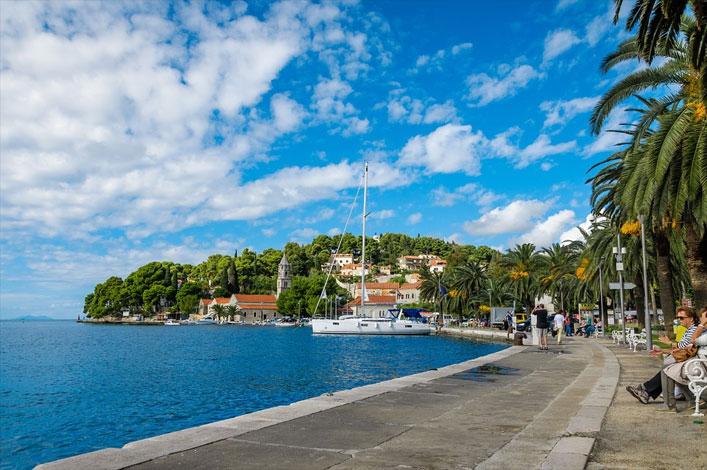 Cavtat, Dalmatien