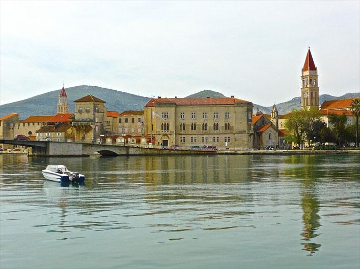 Urlaub in Trogir, Dalmatien